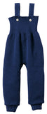 Disana Organic Merino Wool knitted baby dungarees / trousers (7 colours) - Special Little Shop - 7