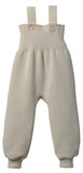 Disana Organic Merino Wool knitted baby dungarees / trousers (7 colours) - Special Little Shop - 5
