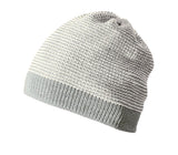 Disana Merino Wool Two Colour Children's Beanie hat (girl or boy)