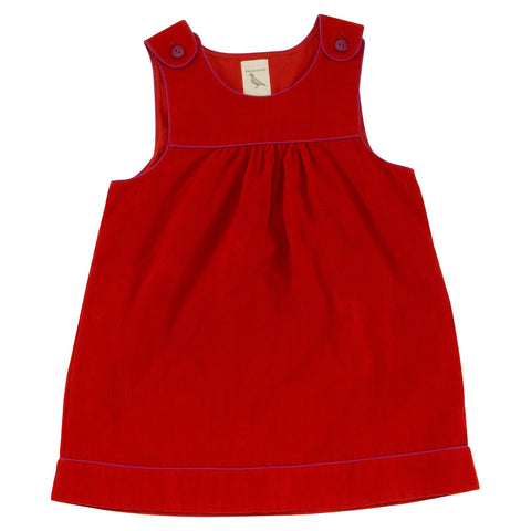 Pigeon Pinafore dress - Special Little Shop