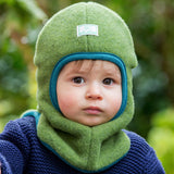 Balaclava - Winter Wool Baby Toddler Child's Hat by Pickapooh (Organic Wool Fleece) - Special Little Shop - 1