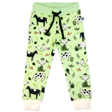 Little Farmer baby joggers (sweat pants) by igi organic - Special Little Shop - 1