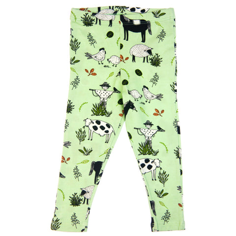 Little Farmer baby leggings by igi organic - Special Little Shop - 1