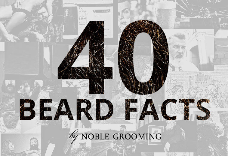 40 Of The Most Interesting Beard Facts