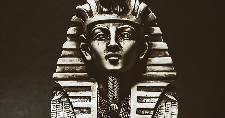 Ancient Beard of Pharaoh Tutankhamen