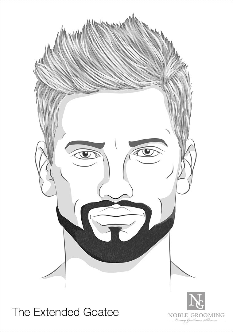 Super Different Goatee Styles For Men Find Your Style Short Hairstyles Gunalazisus