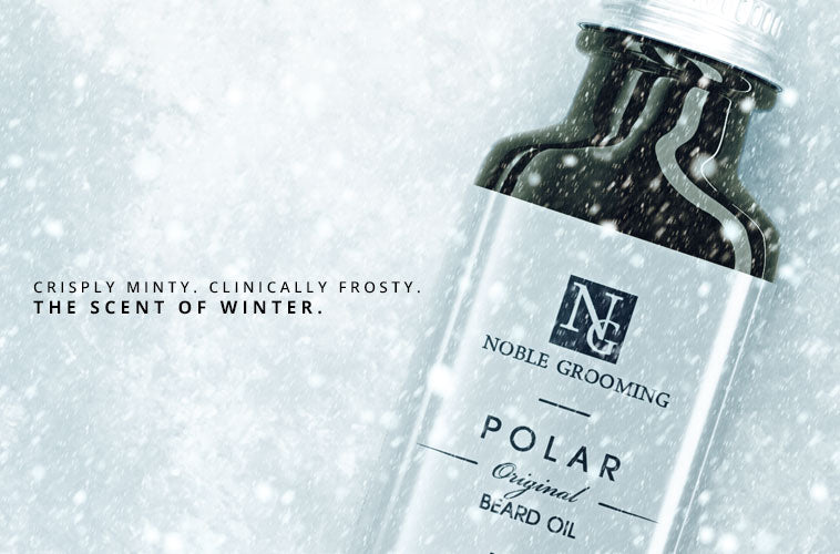 Polar Beard Oil by Noble Grooming