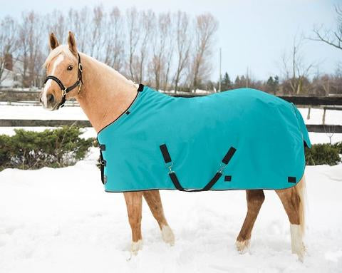 Kensington All Around 1200D 180g Turnout in Turquoise