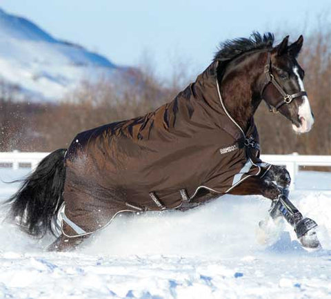Rambo Wug Heavy Vari-Layer Turnout Horse Blanket
