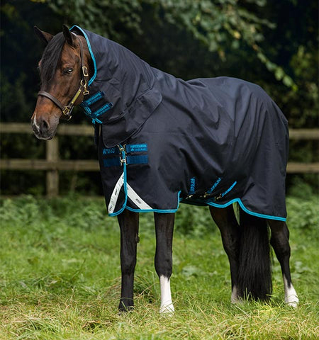 Amigo Bravo 12 All-in-One Heavy Turnout Blanket