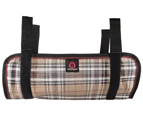 Kensington Protective Belly Band in Deluxe Black Plaid