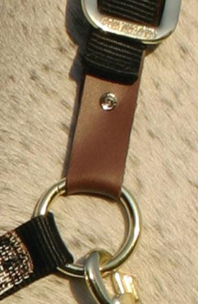 Kensington Breakaway Nylon Halter Closeup