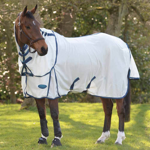 WeatherBeeta ComFiTec Airflow II Detach-a-Neck Fly Sheet