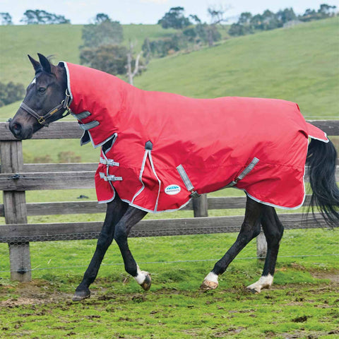 WeatherBeeta ComFiTec Classic Combo Medium Turnout Blanket