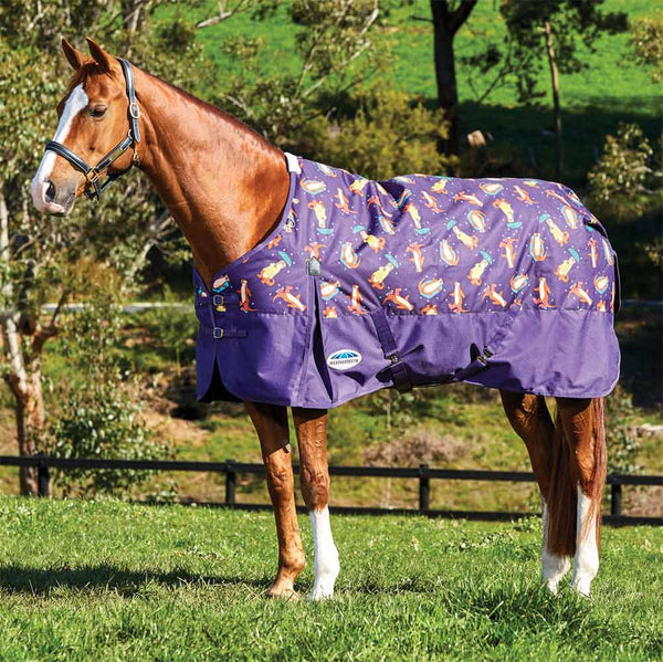 WeatherBeeta ComFiTec Essential Otter Print Turnout Sheet