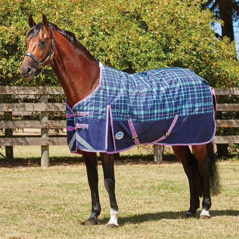 WeatherBeeta ComfiTec Plus Dynamic Standard Neck Lite Purple Plaid