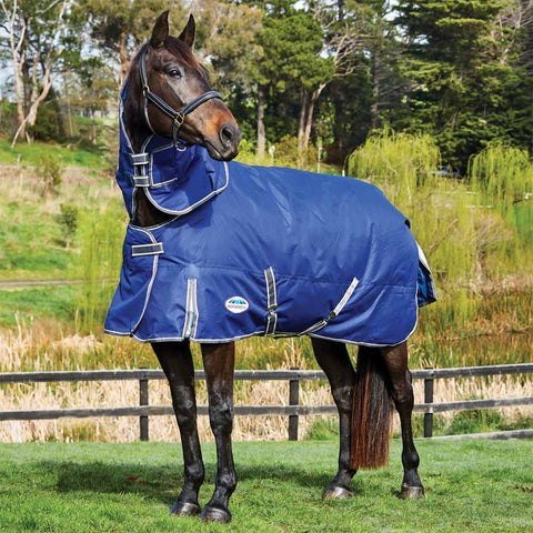 WeatherBeeta ComFiTec Premier Free II Detach-a-Neck Medium Turnout