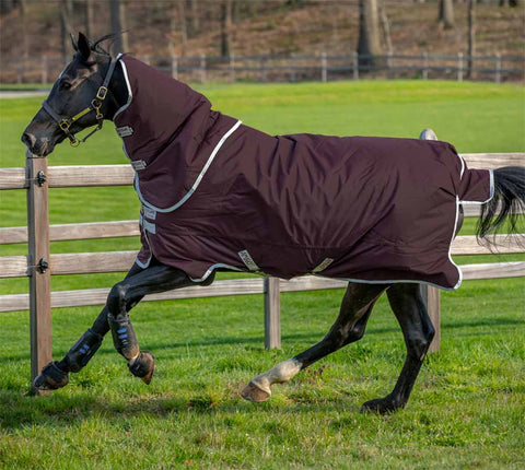 Amigo Hero Ripstop Plus Medium 200g Turnout Blanket Side View