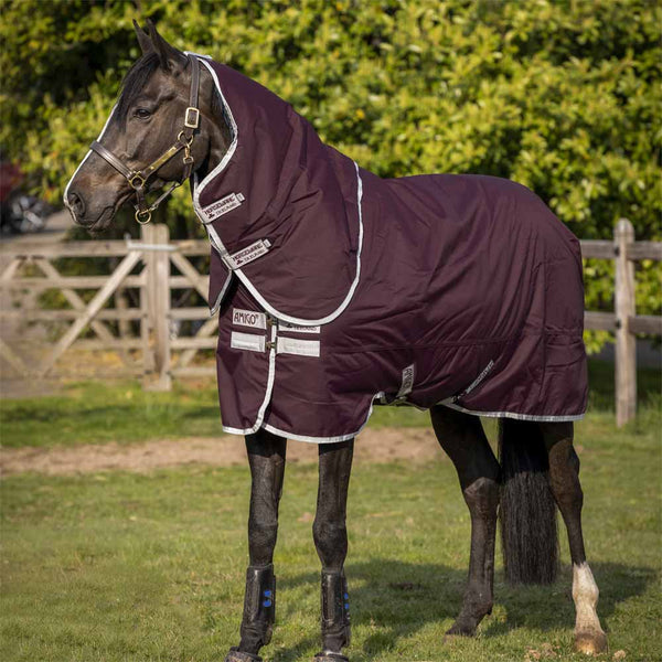 Amigo Hero Ripstop Plus Medium 200g Turnout Blanket
