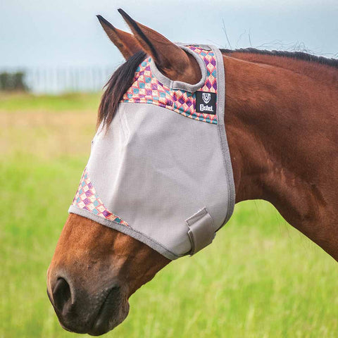 Cashel Crusader Palms Fly Mask