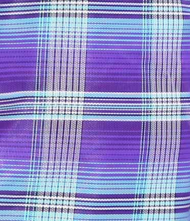 Kensington Lavender Mint Plaid color swatch