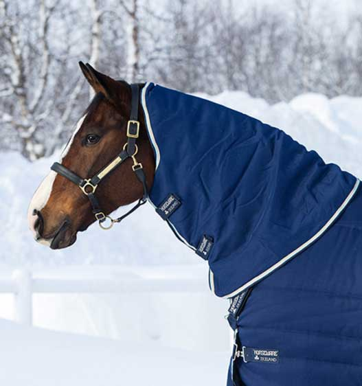 Rambo Optimo Stable Rug 200g Hood