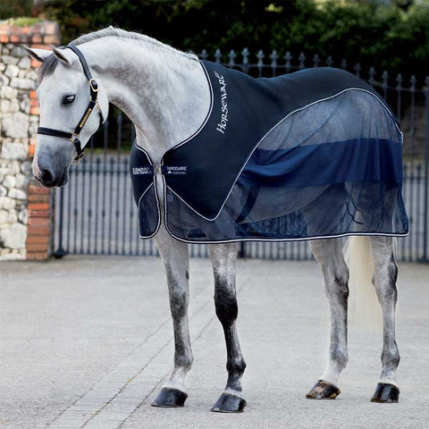 Rambo Show Net Cooler Performance Horse Blankets