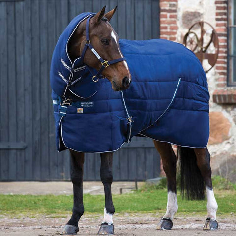Rambo Stable Plus with Vari-Layer Horse Blanket