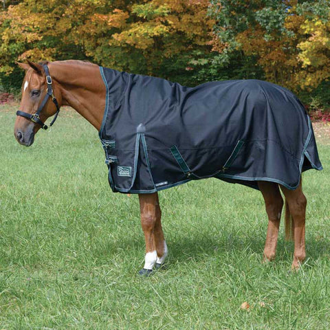 Shires Stormbreaker High Neck Turnout Sheet