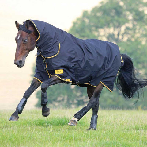 Shires Tempest Combo 100g Turnout Blanket