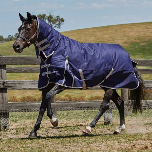 WeatherBeeta ComFiTec Essential Combo Medium Turnout Blanket