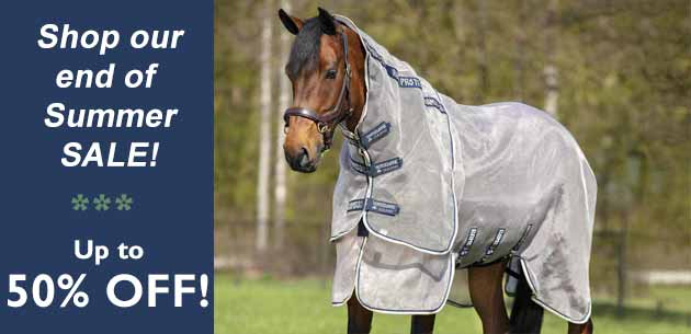 $50 OFF Your NEW Rambo Horse Blanket