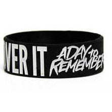 Get Over It Wristband