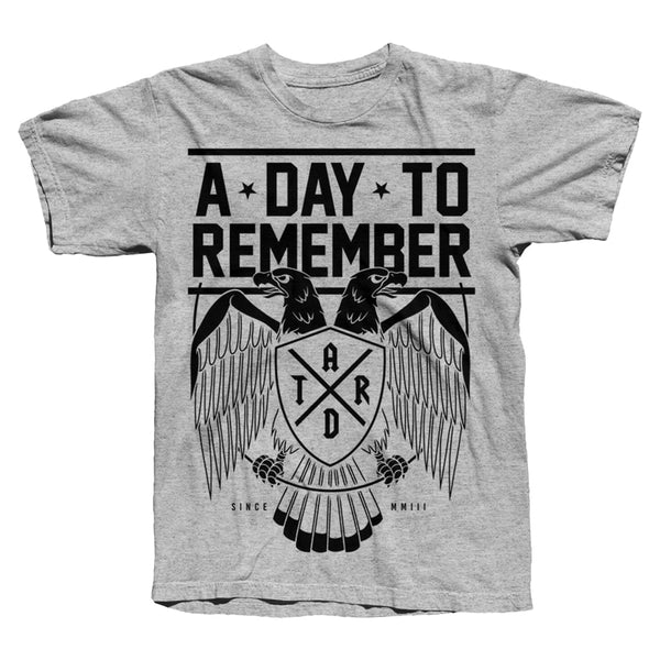 CULT EAGLE GREY T-SHIRT