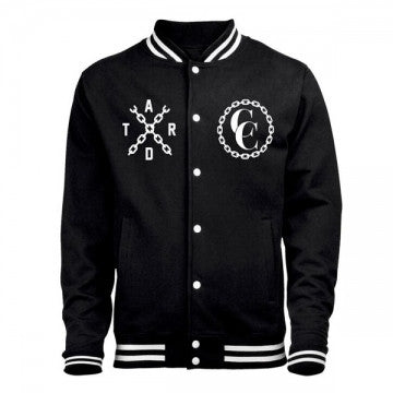 BLACK EAGLE VARSITY JACKET