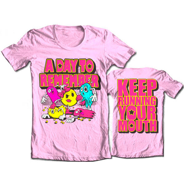 Pink Arcade Girls T-Shirt