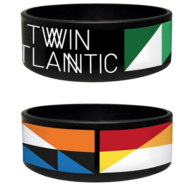 SILICON WRISTBAND - FLAGS