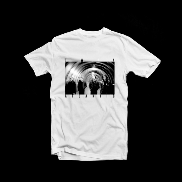 Tunnel Photo T-shirt White