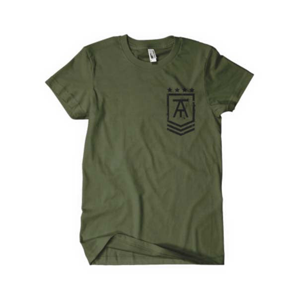 ARMY BADGE TEE