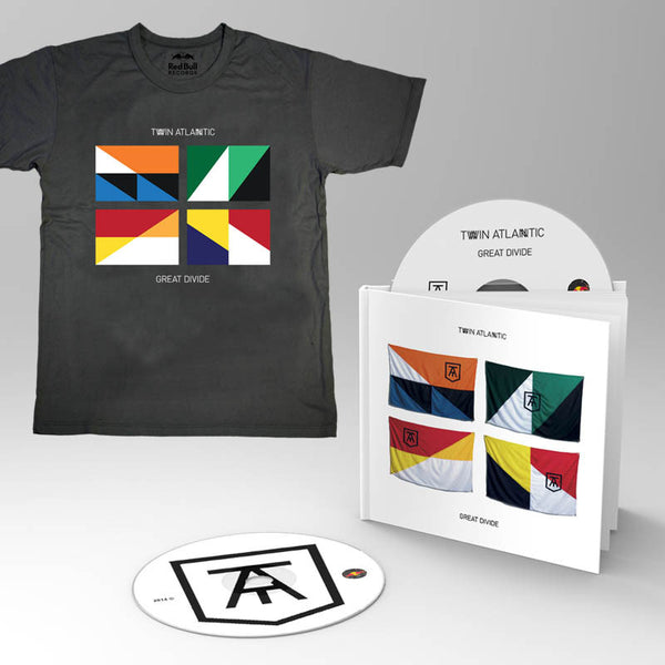 Great Divide Deluxe CD/DVD & T-Shirt Bundle