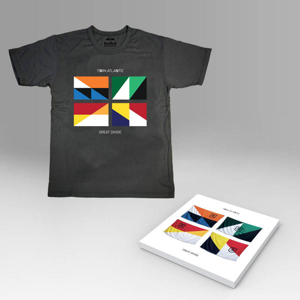 Great Divide Standard Album & T-Shirt Bundle