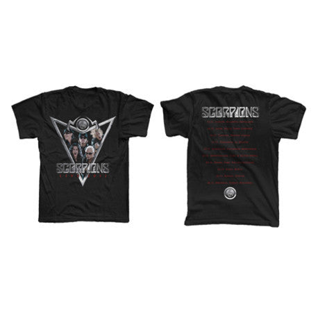 Black Live 2011 Tour T-Shirt