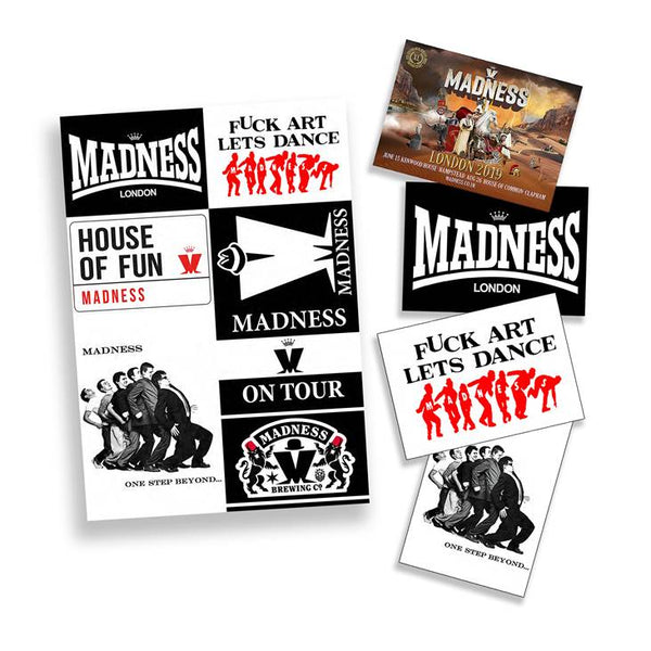 MADNESS FAN PACK
