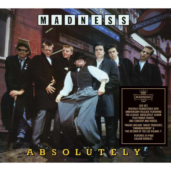 Absolutely (2CD deluxe edition)