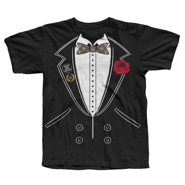 Dickie Bow Black T-Shirt