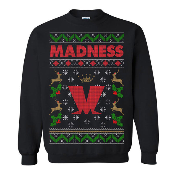 2018 MADNESS CHRISTMAS SWEATER