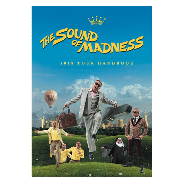 Sound Of Madness 2018 Tour Handbook