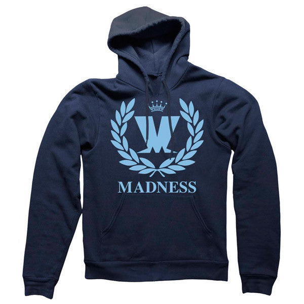 M Laurel Navy Hoody