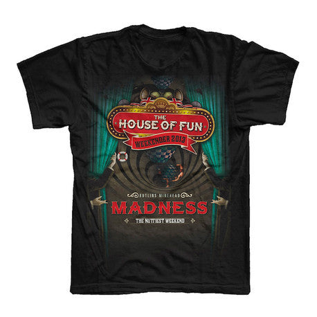 Black House Of Fun 2013 T-Shirt