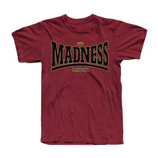 Keyline Madsdale T-Shirt Maroon